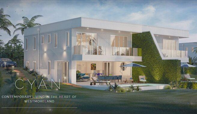 Cyan Villa