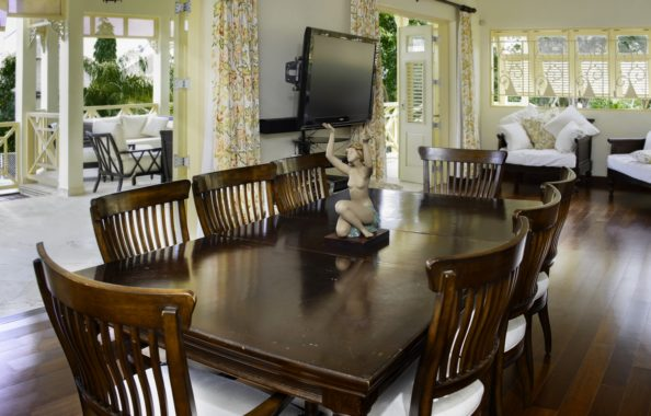 (5) Dining-Living Open Plan Rooms-Adjoin Patio (Copy)
