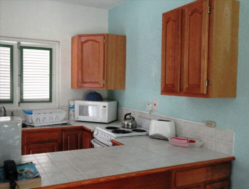 Kitchen Fully-equipped